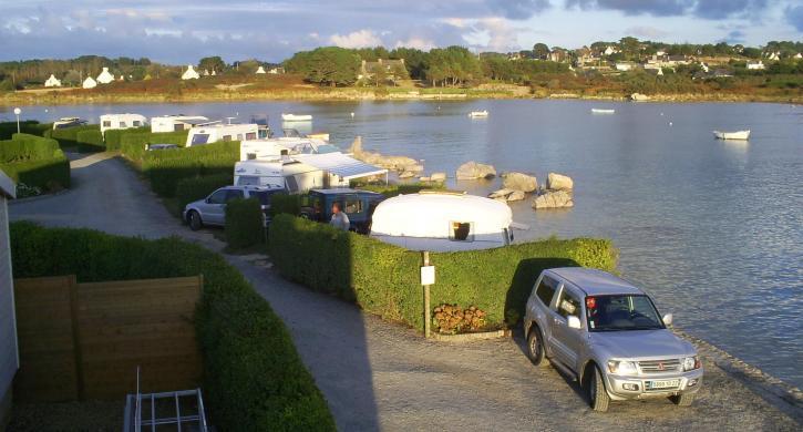 Campingplatz camping du port landrellec frankreich bretagne - Camping vacaf port barcares ...